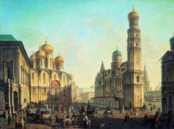 картина Алексеева