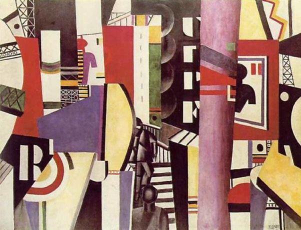 «Город», 1919