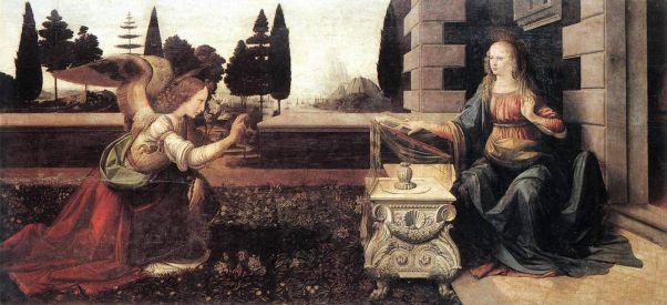 Леонардо да винчи картины с названиями