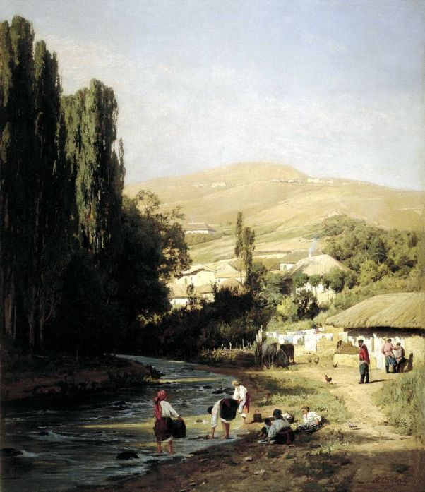 Кисловодск. 1883