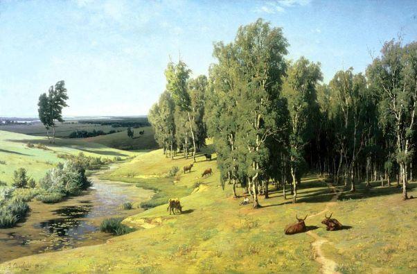 Летний день. 1884