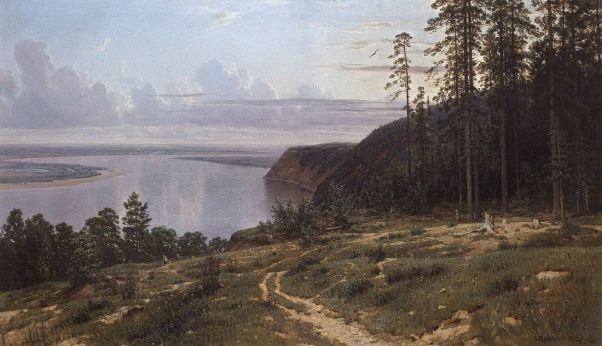 Кама. 1882