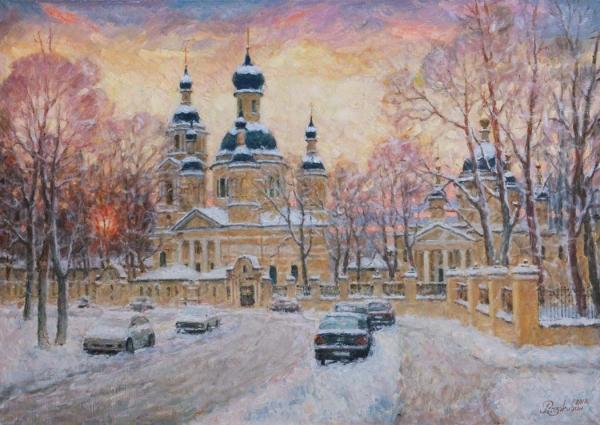 Заснеженная тишина / Игорь Разживин