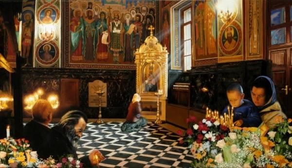 Православная Молдова - хранительница и защитница духовного наследия Великой Византии.