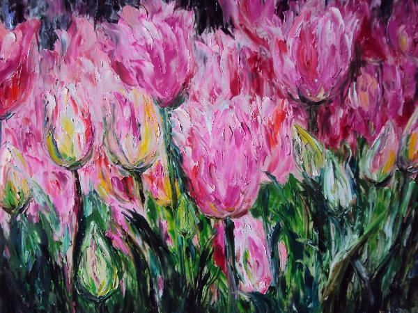 Тюльпаны 6
