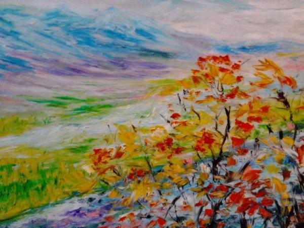 Осенний пейзаж 11