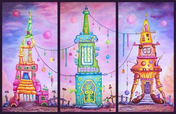Башни (триптих)