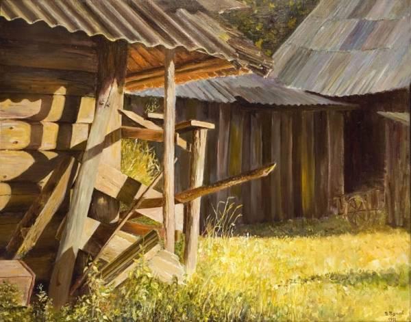 Тепло деревянных стен