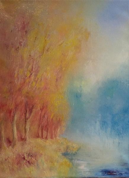 Осень на берегу