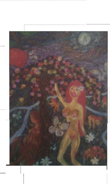 Адам и Евы на фруктово-ягодной шабашке