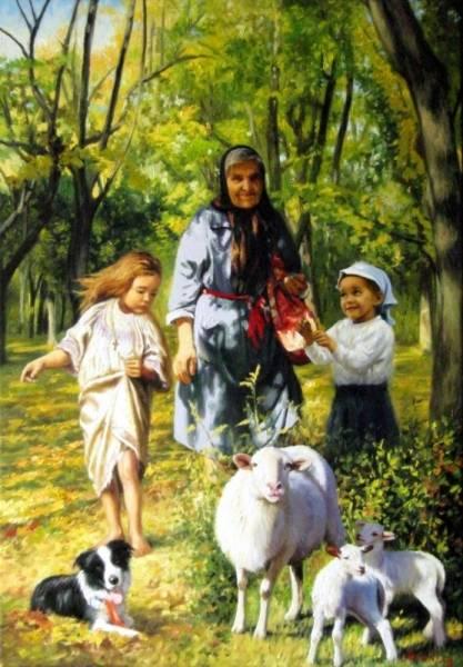 Осень в Молдове.
