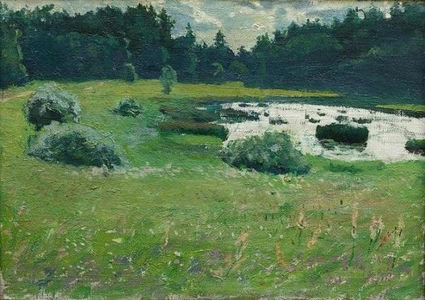 Озеро Малинец