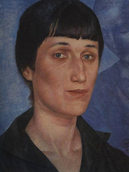 Портрет А.А.Ахматовой. 1922