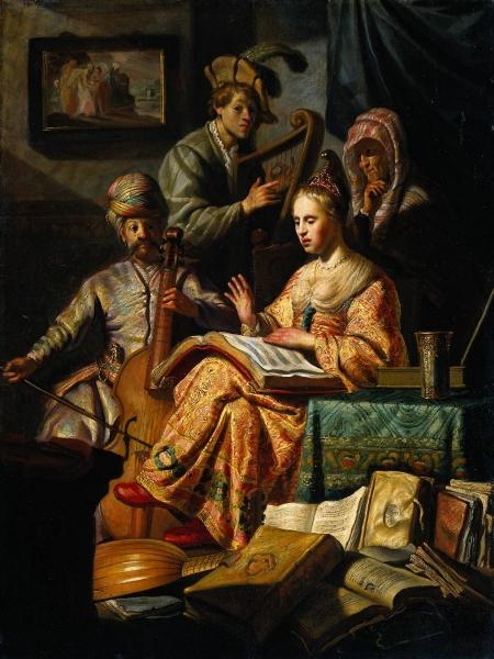 Музыкальная аллегория