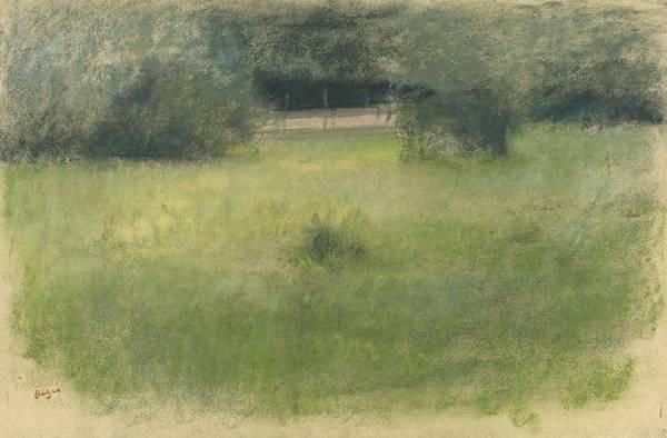 Трава и подлесок (1890-1893)