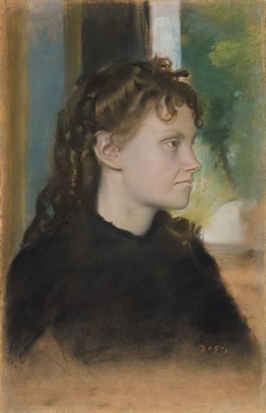 Мадам Теодора Гобийяр (урождённая Ив Моризо)