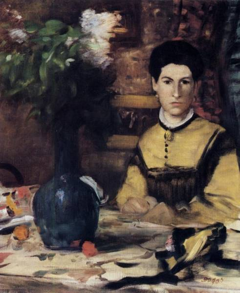 Портрет мадам де Рютте
