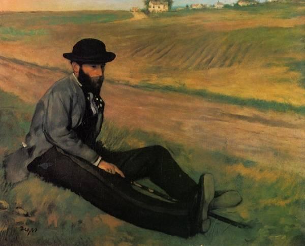 Эдуард Мане (1874)