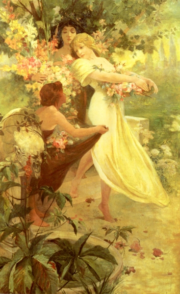 Дух весны 1908