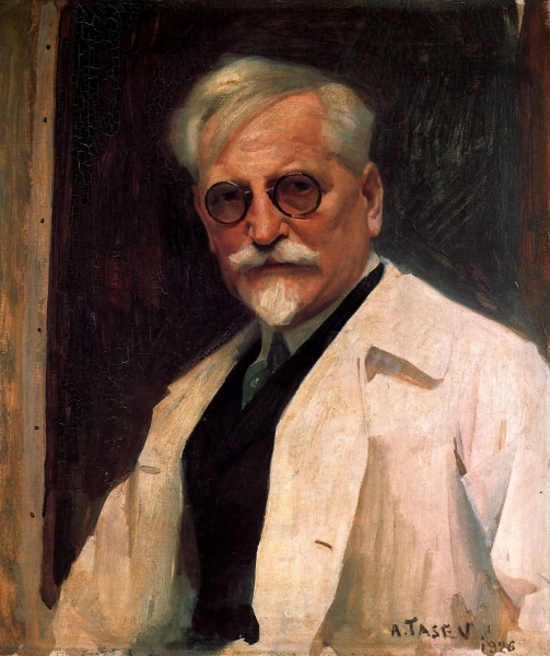 Портрет А. Тачева 1926