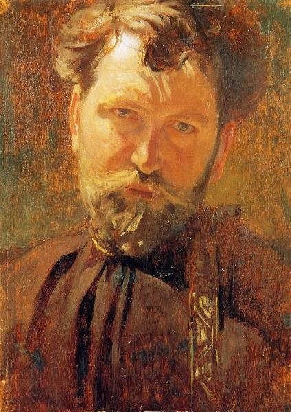 Автопортрет-1899