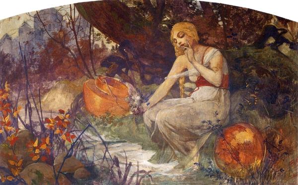 Пророчица 1896