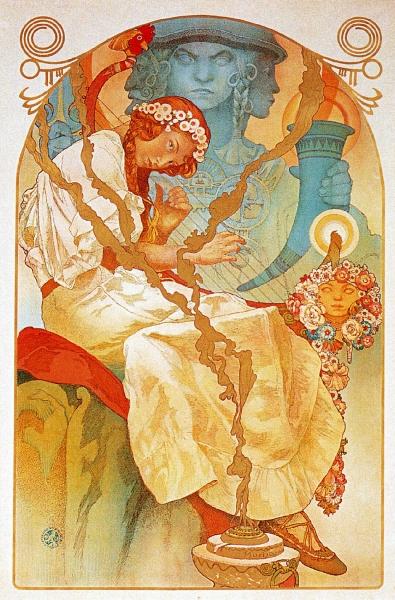 Славянский эпос 1928