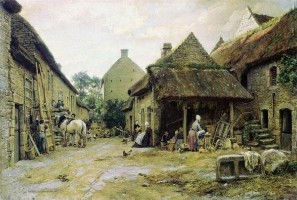 Нормандия 1867