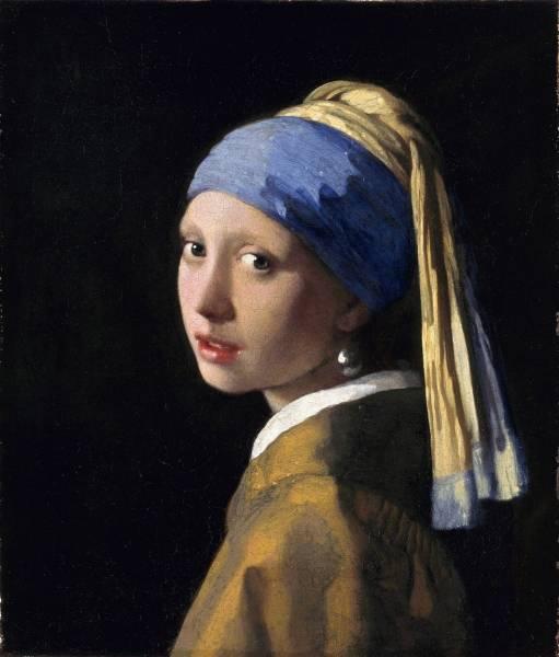 Картина Яна Вермеера