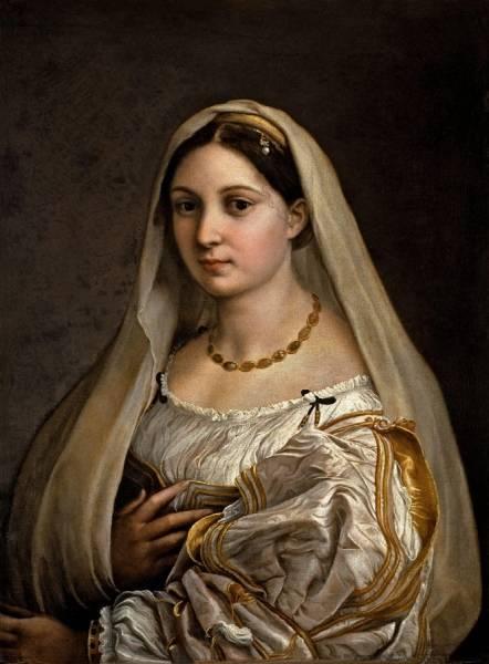 Портрет донны Велаты