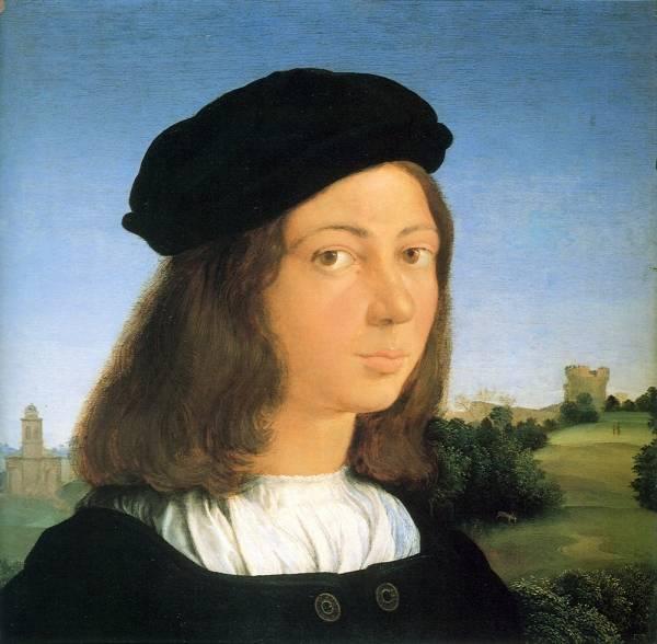 Автопортрет (1505-1506)