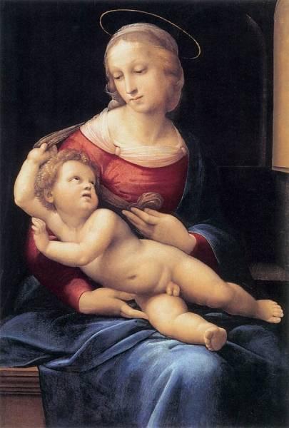 Мадонна с младенцем (ок.1507)