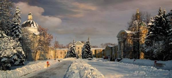 Тверской императорский дворец.