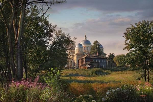 Тверской кафедральный собор