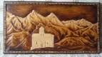 Монастырь на Кавказе