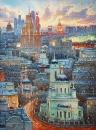 Вертикальный мир / Игорь Разживин
