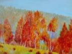 Осенний пейзаж 10
