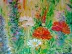 Луговые цветы /  Ирина Якубик