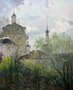 купола черноостровского монастыря / Андрей Гришин