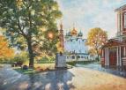 Красота света. Новодевичий монастырь.