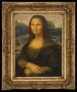 Копия картины Мона Лиза / A copy of painting Mona Lisa