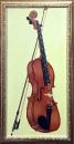 Этюд со скрипкой #2 / Виктор Бурмин