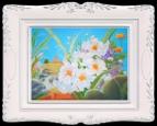 Цветы в летний день / Flowers in a Summer Day