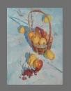 Яблоки на снегу /  Игорь Тужиков