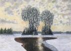 В конце зимы /  Альберт Сафиуллин