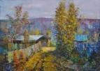 Левитановская осень