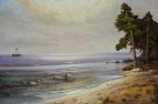 Латвийский берег