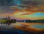 Утро на Ладоге / Игорь Лобович