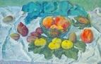 Персики с инжиром
