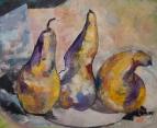 Груши (Pears) /  Инга Гладун